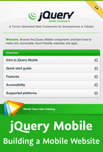 JQueryBuildingMobileWebsite