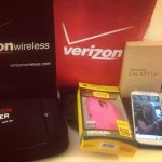 All The Amazing Swag Verizon Lifestyle Blogger