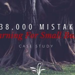 small business marketing mistakes