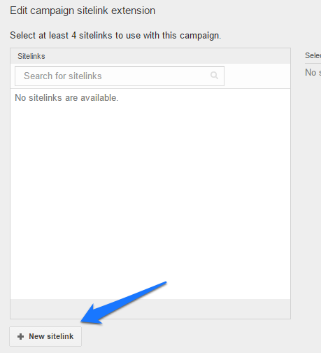 ad extensions step 4