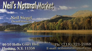 Neil's Natural Market