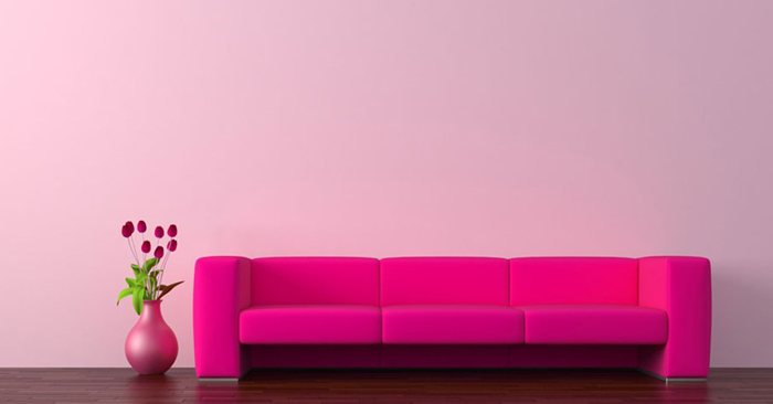 Paint Your Youth Room Pink