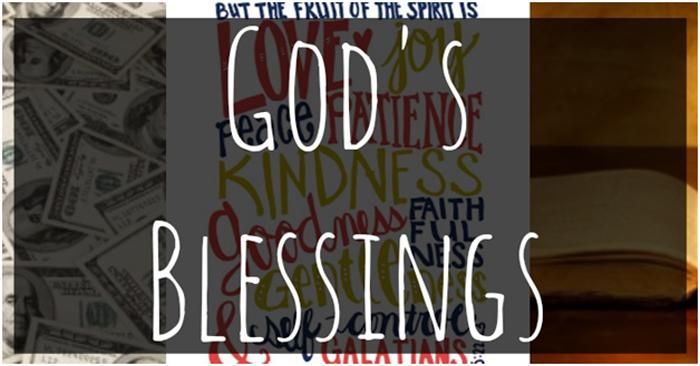 Gods-Blessings