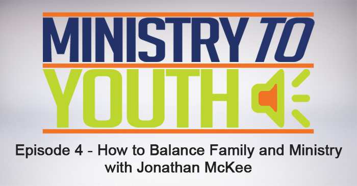 Youth Ministry Podcast – Jonathan McKee
