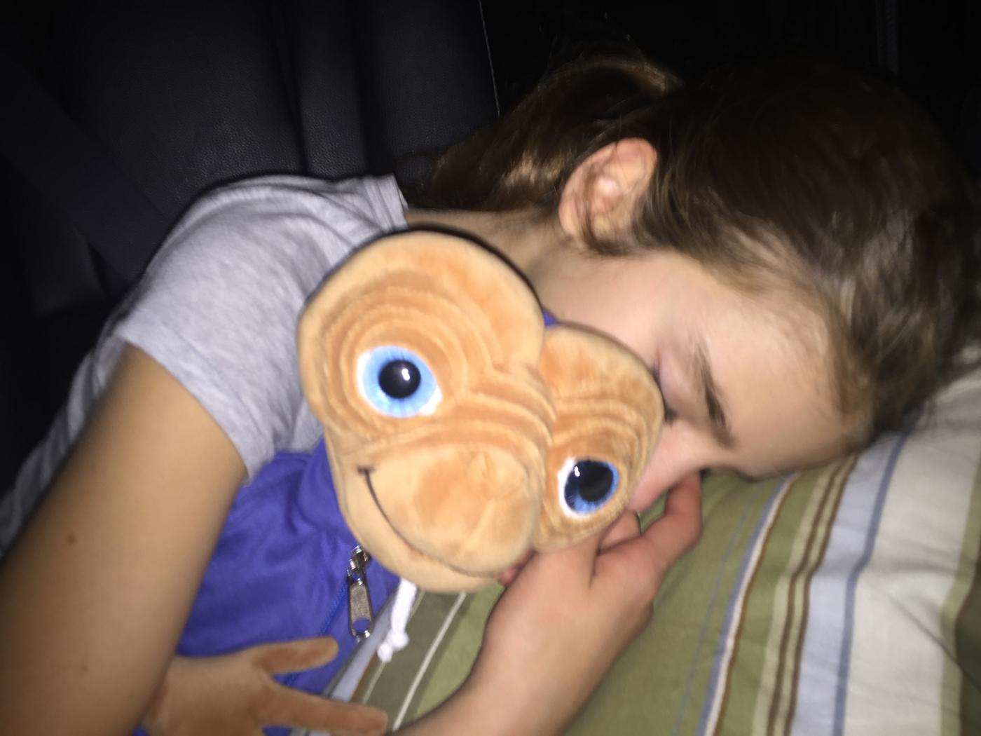 Emma and E.T.