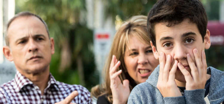 WHAT TO DO WHEN TEENS QUESTION THEIR PARENTS