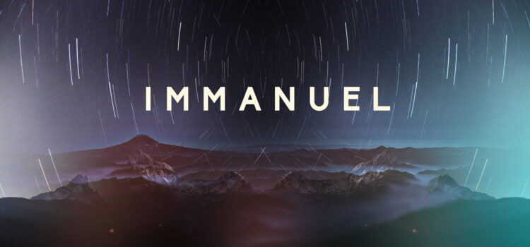 "CHRISTMAS GAME: IMMANUEL ""GOD IS WITH US"""