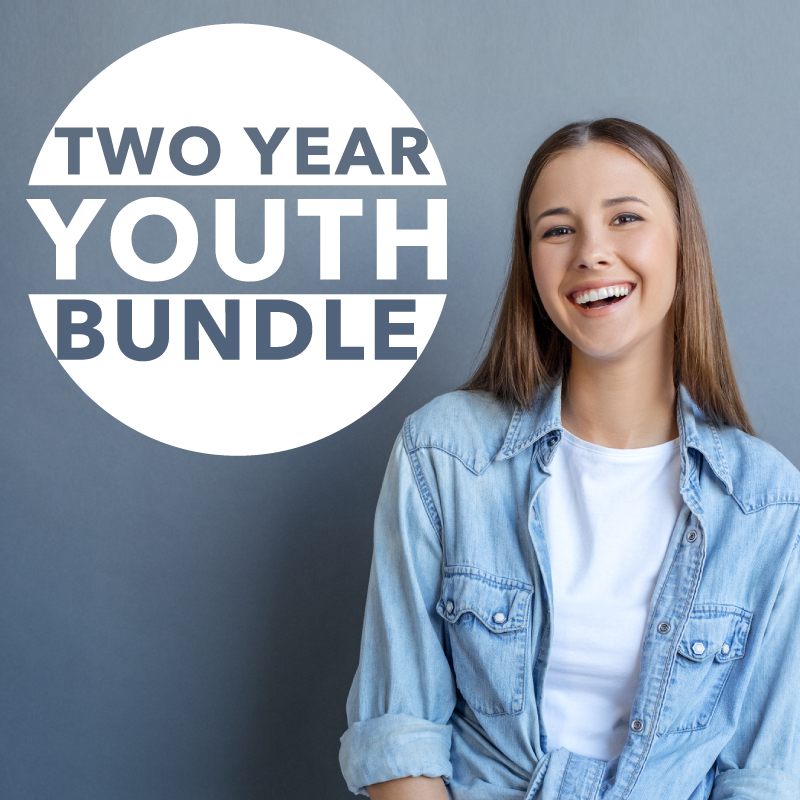 Save 89% on $984 worth of youth ministry lessons, plus 60 youth group games!