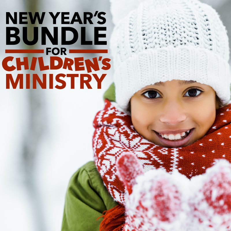 Save 63% on 4 1/2 months and $266 worth of children's ministry curriculum and bible lessons for kids.
