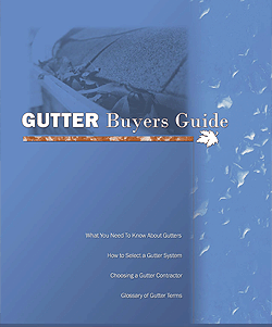 Gutter Buyers Guide