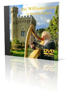 DVD Ani Williams Live Sacred France_350_3D