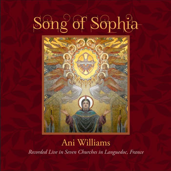 New CD – Song of Sophia