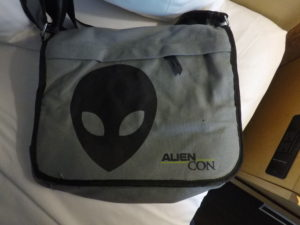 AlienCon 2016 Bag