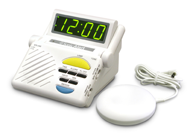 Sonic Boom Alarm Clock Image