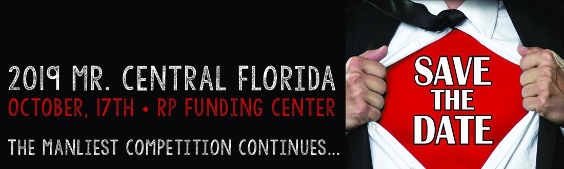 Congratulations, 2019 Mr. Central Florida!