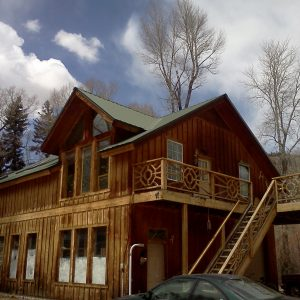 Vacation Homes High In The Rockies