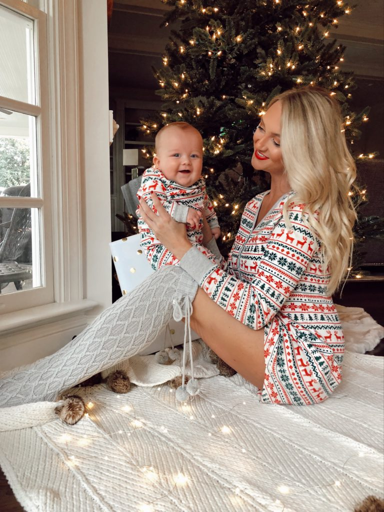Matching Christmas Pajamas For Everyone In The Family