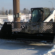 Midsota Skidsteer Snow Bucket