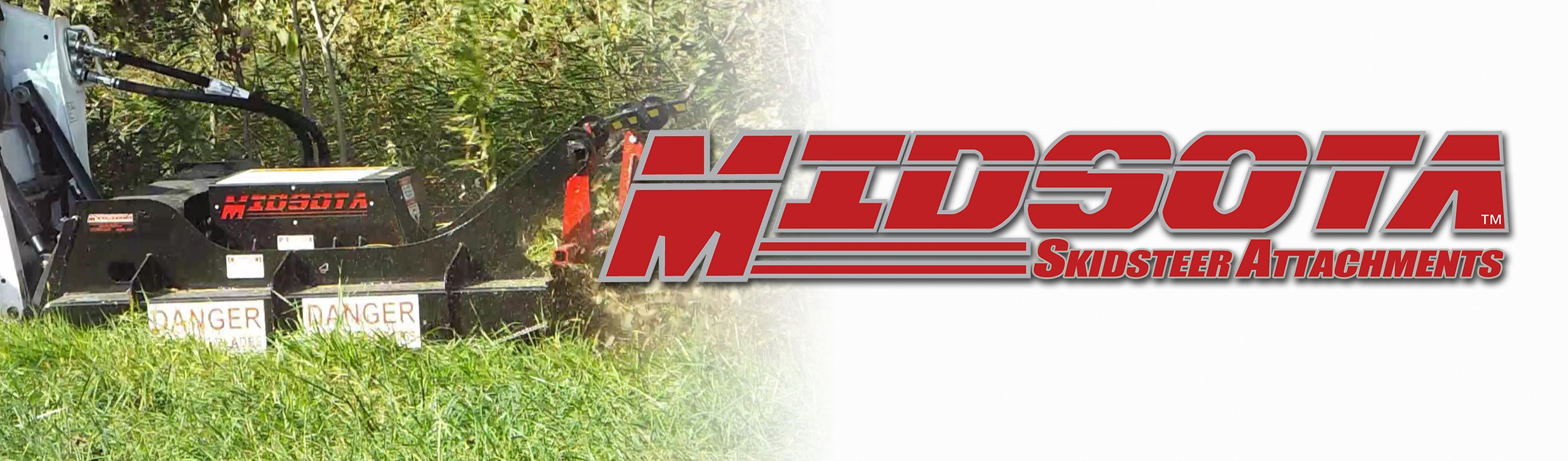 Midsota Manufacturing Skidsteer Landscaping Attachments