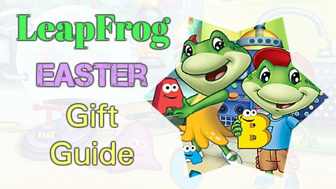 Making Time for Easter Surprises with LeapFrog