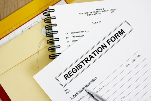When ready to register for pre-K, come prepared with all required documentation.