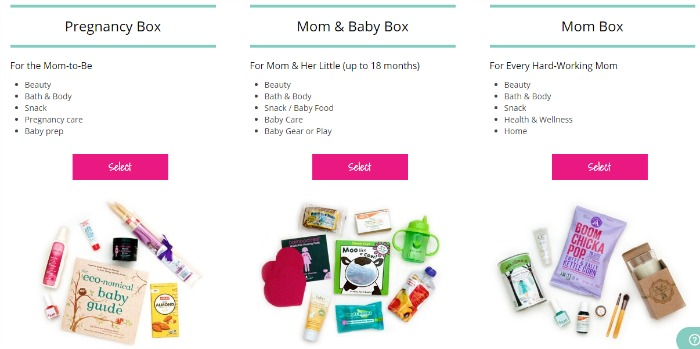Ecocentric Mom is a gift that keeps on giving! Choose from 3 motherhood stages (Pregnancy, Mom & Baby, or Mom) and give a mom or mom-to-be the gift of a non-toxic, all natural, healthier lifestyle. #giftidea #HolidayGiftGuide