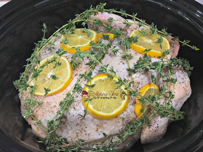 Want an easy and affordable option for dinner? Try cooking a whole chicken in a crockpot/slow cooker! This crockpot #recipe will leave your chicken moist, juicy and bursting with flavor. And did I mention, the chicken will fall right off the bone? You can even add vegetables to the crockpot for a one pot meal! #crockpotrecipe #wholechickenrecipe #easycooking