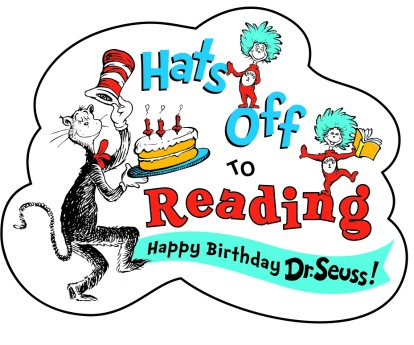 March 2nd we'll be taking part in Read Across America and celebrating Dr. Seuss' birthday! Will you join us? Here are some free printable Dr. Seuss activities to get your imagination flowing. #ReadAcrossAmerica #DrSeuss #TheCatintheHat