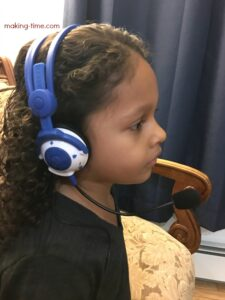 These Bluetooth Wireless Stereo Headphones from Kidz Gear made it into the Making Time 2017 Summer Fun Guide! Head over to the blog to see what else made the cut! #SummerFun