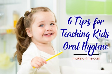6 Tips for Teaching Kids Oral Hygiene #MouthWatchers #oralhygiene