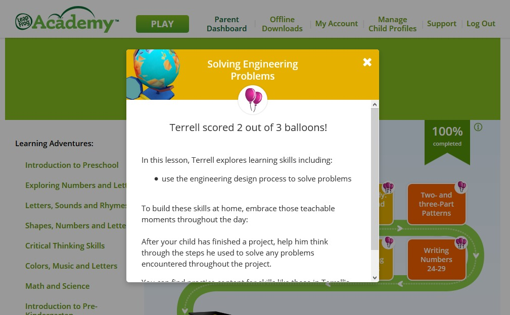 Early Learning with LeapFrog Academy   #LeapFrog #LeapFrogAcademy #earlylearning #supplementaleducation #monthlysubscription
