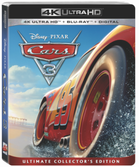 """Cars 3"" Cruises Home in Digital HD 