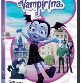 Disney's Newest Ghoul on the Block Hits DVD Today #Vampirina #Disney #DisneyJr