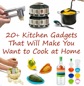 20+ Kitchen Gadgets That Will Make You Want to Cook at Home