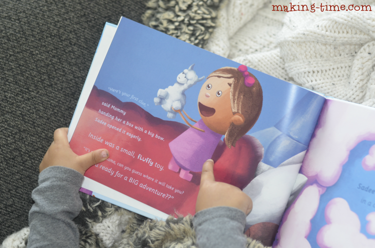 Family Stories Makes World Travel Possible and Personalized for Kids | #FamilyStories #kidsbook #personalization #giftidea