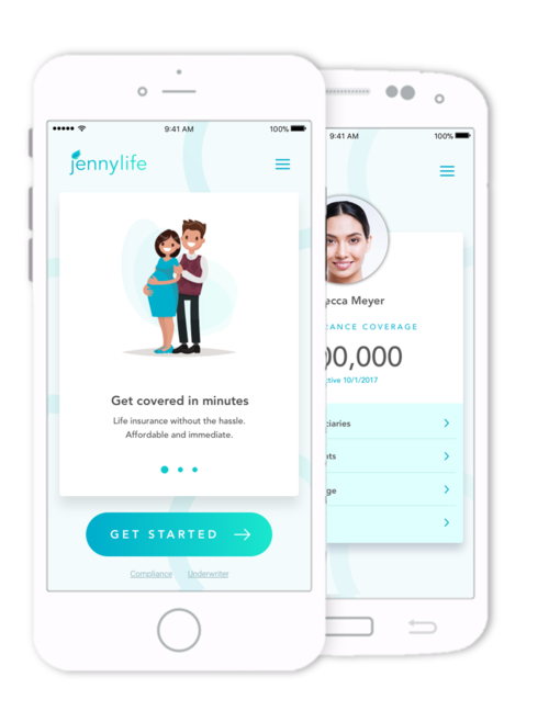 Life Insurance - There's an App for That | #JennyLife #ad #lifeinsurance