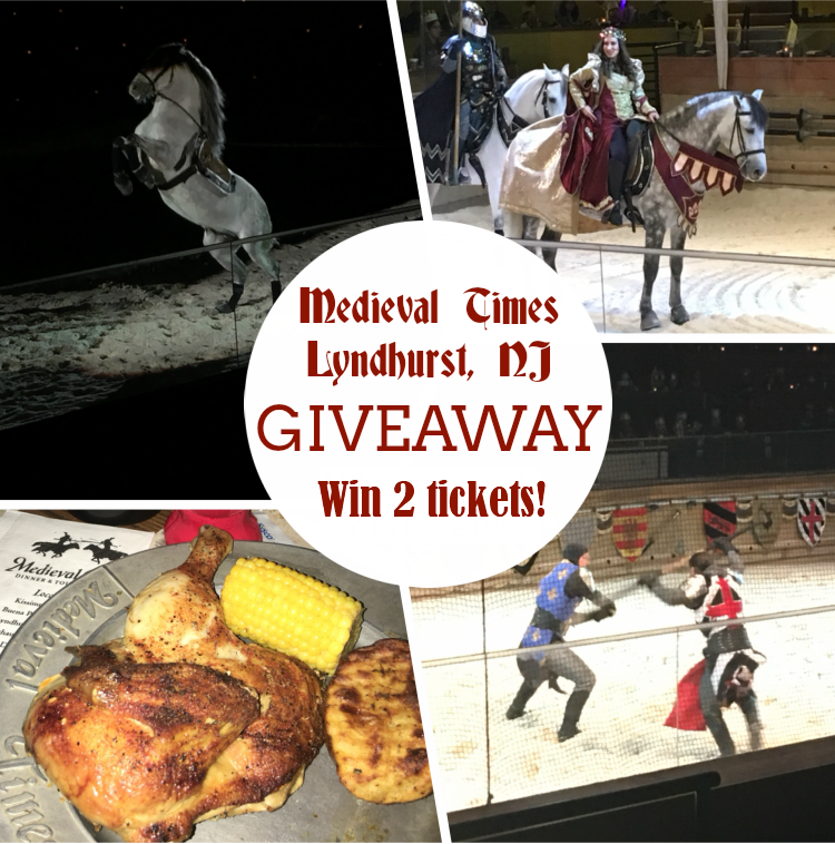 Ditch the Toys and Gift the Kids with New Experiences {Medieval Times Giveaway} | #giftidea #MedievalTimes #giveaway