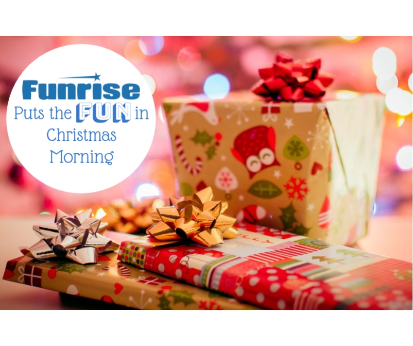 Funrise Puts the FUN in Christmas Morning | #holidaygiftguide #giftideas #giftsforkids #Funrise