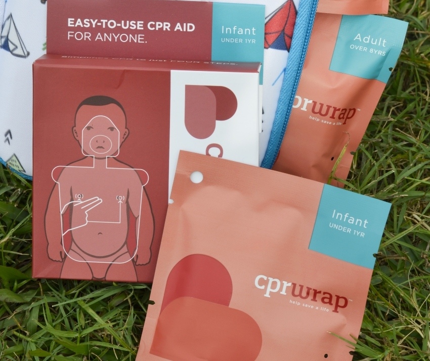 New Year's Resolution: Be Prepared for the Unexpected ~ #CPR #CPRWrap #beprepared
