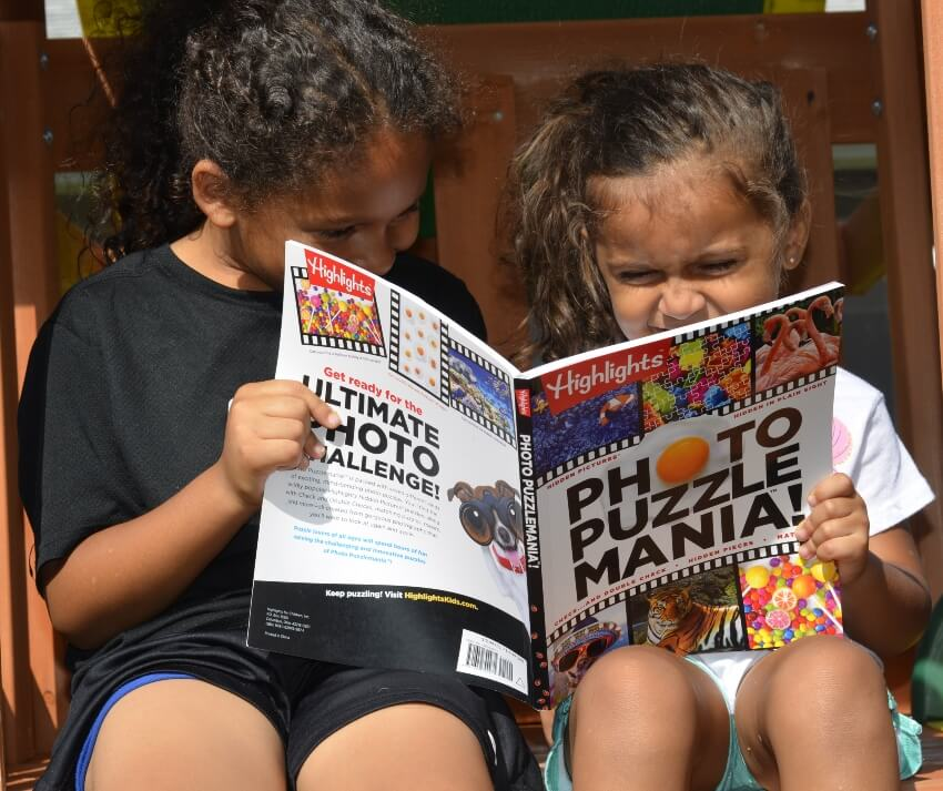 Highlights: Still Shaping the Minds of Kids After 70 Years ~ #HighlightsMagazine #learningandeducation #smartkids #funlearning