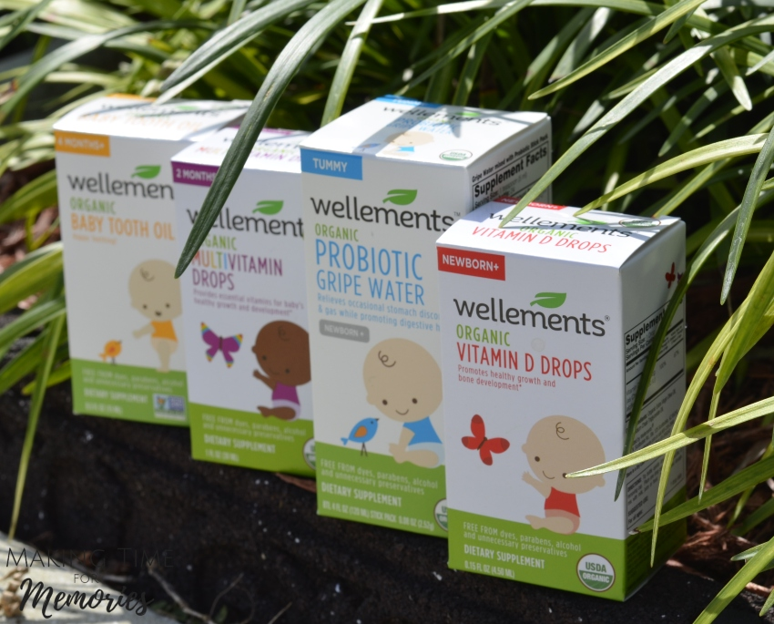 Wellements Organic Baby Remedies