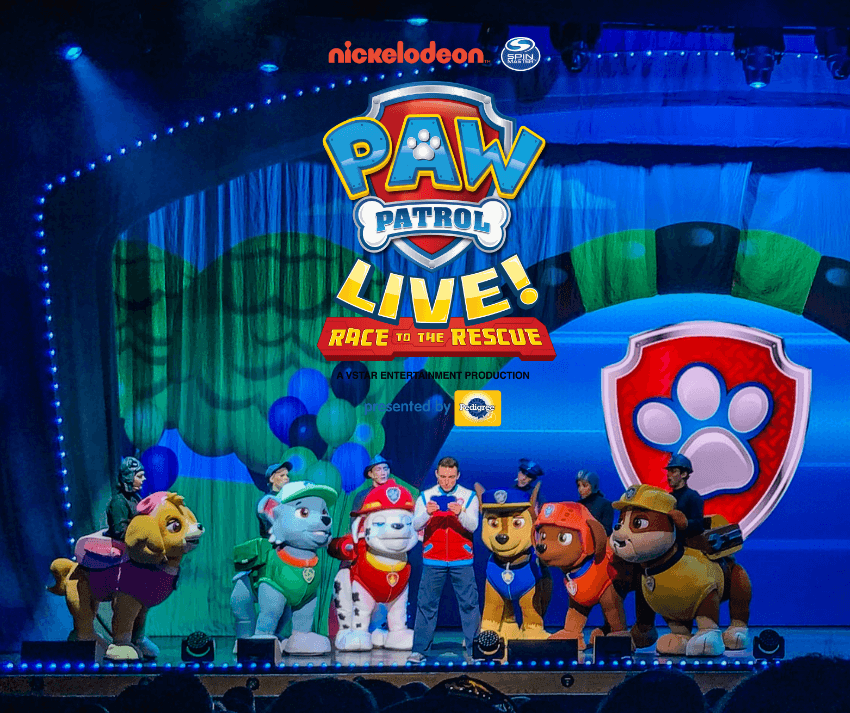 Making Memories at PAW Patrol Live! ~ #hosted #PAWPatrolLive #PAWPatrol #MakingTimeforMemories