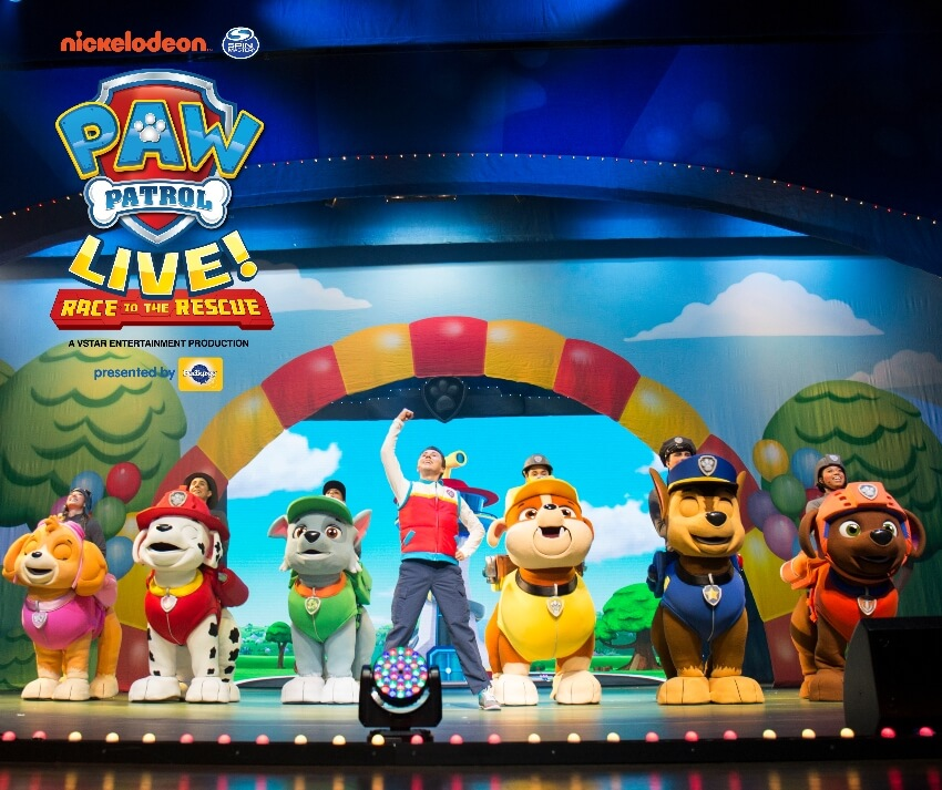 "PAW Patrol Live! ""Race to the Rescue"" is Coming to Ft. Myers + Ticket Giveaway ~ #PAWPatrol #Nickelodeon #PAWPatrolLive #giveaway"