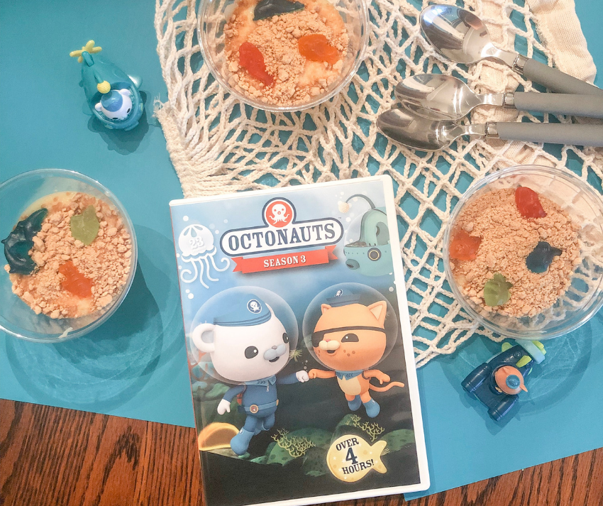 Octonauts: Season 3 Watch Party + Beach Treat (Giveaway) ~ #Octonauts #watchparty #giveaway #makingtimeformemories