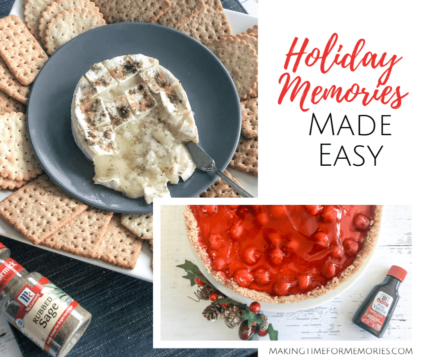 Holiday Memories Made Easy with McCormick®