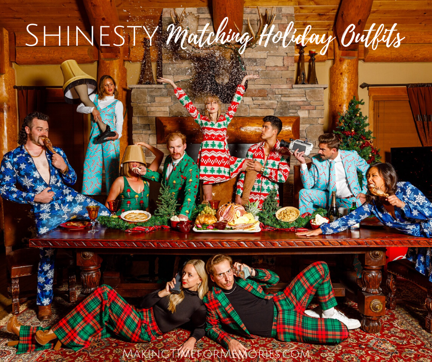 Shinesty Matching Holiday Outfits