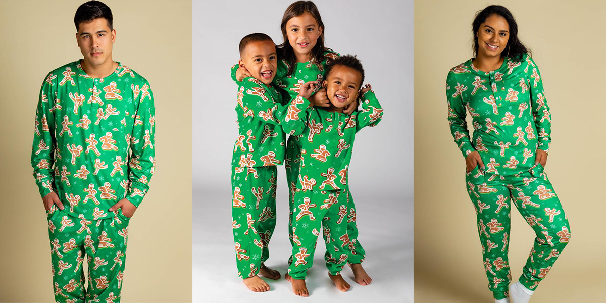 Shinesty Matching Family Holiday Pajamas