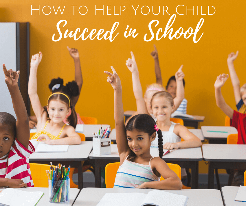 Not sure how you can best help your child succeed in school? I've got some great tips to keep you involved and show your child their success matters to you.