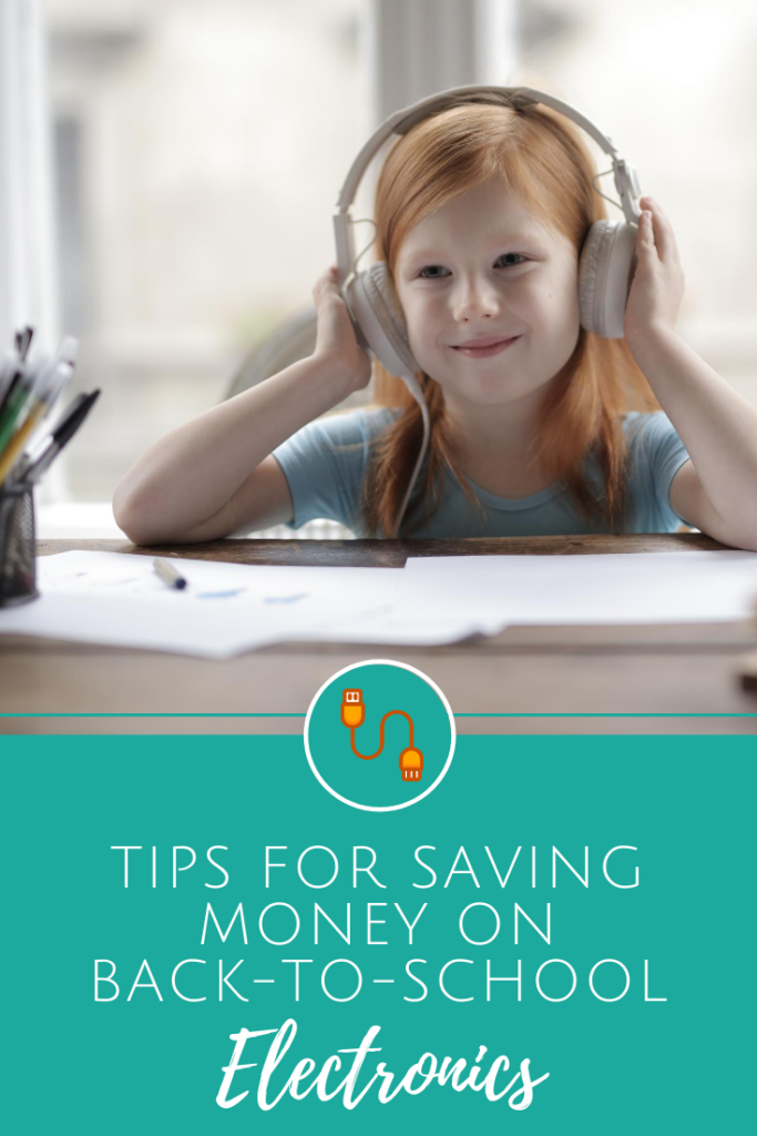 Tips for Saving Money on Back-to-School Electronics