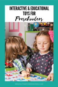 Interactive & Educational Toys for Preschoolers